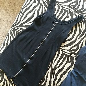 LBD Front Zipper